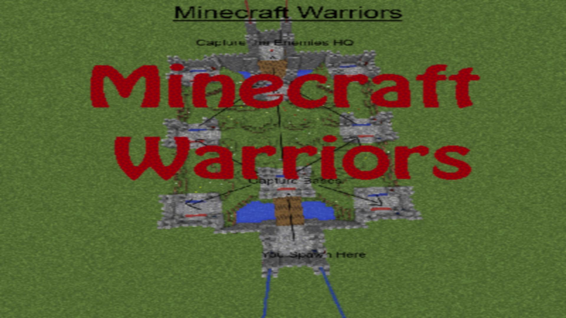 Minecraft Warriors