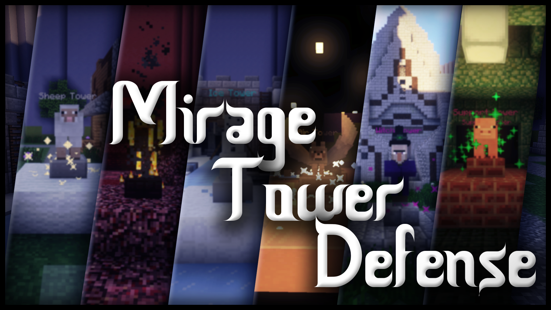 Mirage Tower Defense