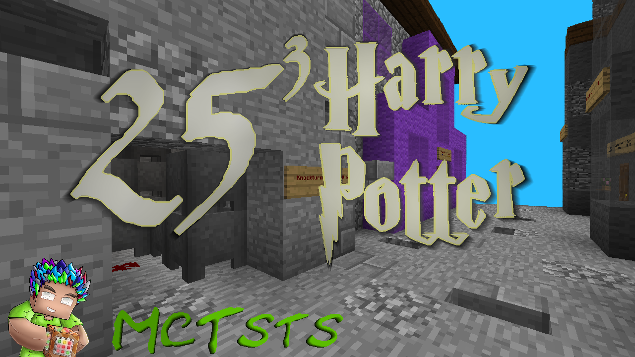 25³ Harry Potter