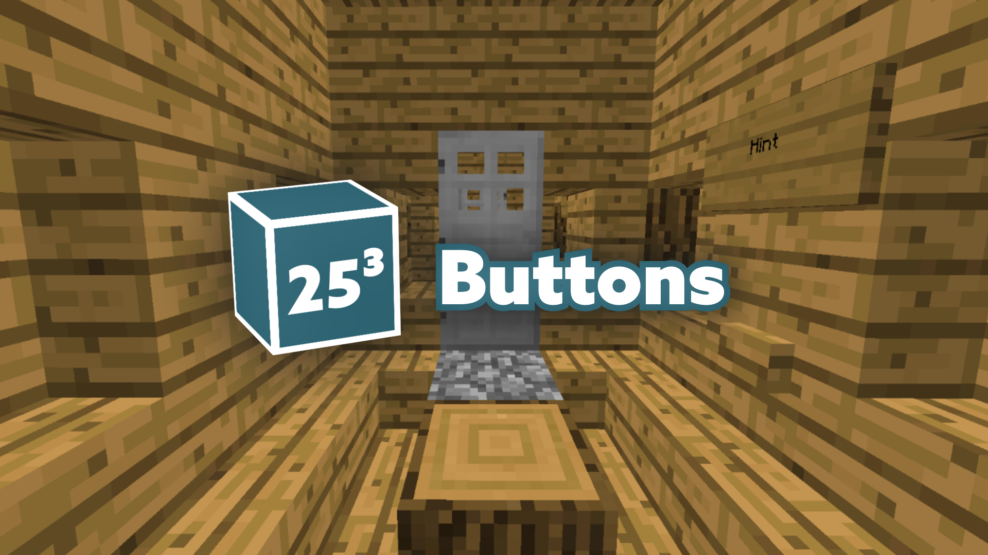 25³ Buttons